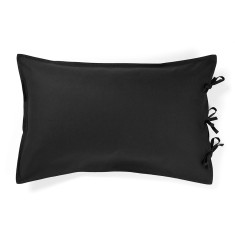 Maison graphite standard pillowcase