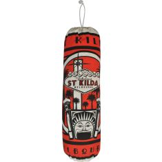 St Kilda Luna Park plastic bag bag in red