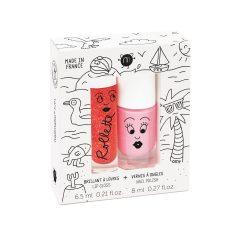 Holidays Nail Polish & Lip Glass Duo Pack