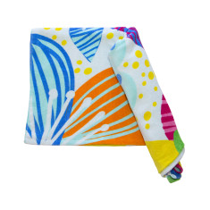 September Kids Beach Towel