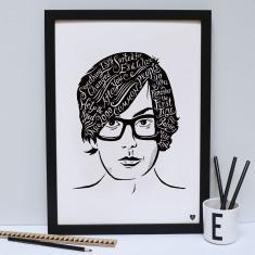 Jarvis Cocker print