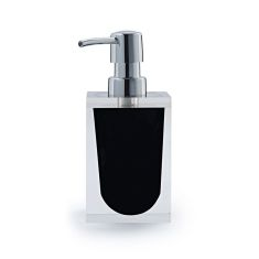 Lucid in Dark Collection soap or lotion dispenser