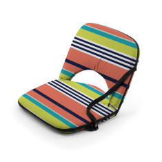 Stripe outdoor portable chair