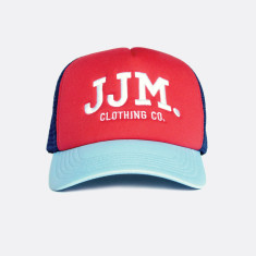 JJM classic truckers cap