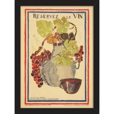 Save the Wine Print