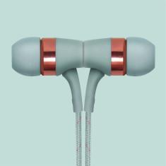 VAIN STHLM Originals In-ear Headphones in Frozen Green
