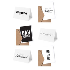 Christmas Card Pack (Any 4 designs)