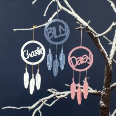 Personalised Children's Dream Catcher Room Decoration