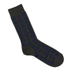 Lafitte bamboo charcoal square socks