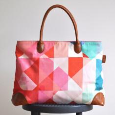 Segmented bag