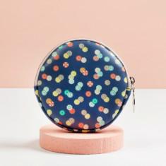 Round purse (medium) - Capri
