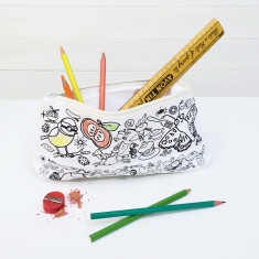 Original Colour-in Pencil case