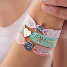 Personalised Hen Party Bracelets
