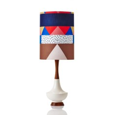 Electra table lamp large in Love in Your Eyes