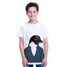 Adelie Penguin kid's tee