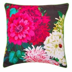 Bella Rosa black cushion