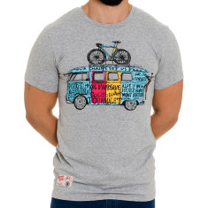 Mens Tour De Freedom Tee