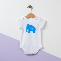 Personalised Mammoth Onesie