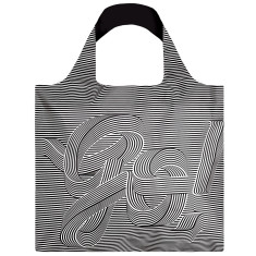 LOQI Type Hype Collection Reusable Bag