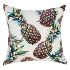 Indoor Cushion in Brazil Pineapple Fabric (various colours)