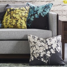 Orchid cushion (various colours)