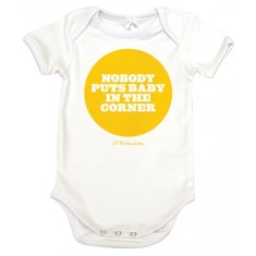 Tribute organic cotton onesie