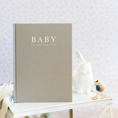 Baby journal (from birth to 5 years old)