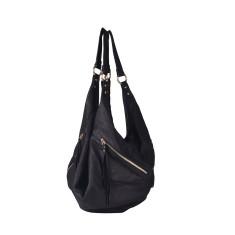 Back to the future handbag/slouch bag