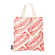 Tunnock's caramel wafer tote bag