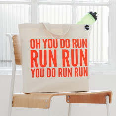 You do run run running bag