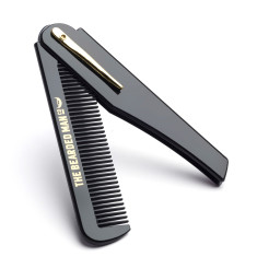 Gents Folding Beard Comb 002