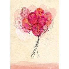 Carnival Balloons print