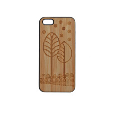 Trees bamboo iPhone 6/6plus case