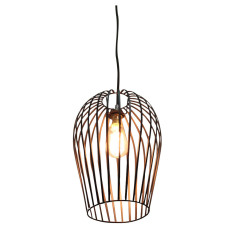 Metal cage light