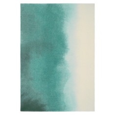 Brink & Campman bluebellgrey rug in teal paintbox