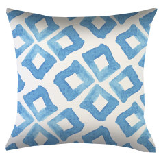 Indoor Cushion Blue Mood