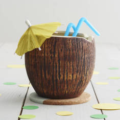 Coconut Cocktail Mug