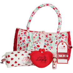 Zarah Beauty Pack - Girl's Handbag & Accessories