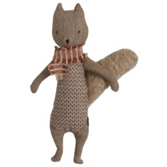 Squirrel soft toy Doll