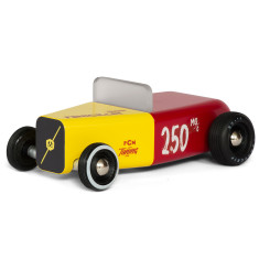 Candylab penicillin toy car