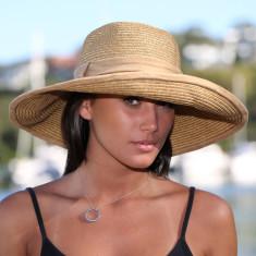 Hayman big brim shade ladies hat