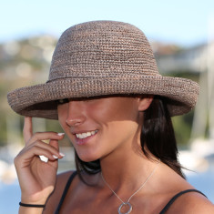 Forever summer stylish breton ladies hat