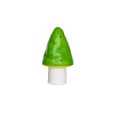 Heico green toadstool lamp
