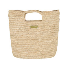 Natural Raffia Bag