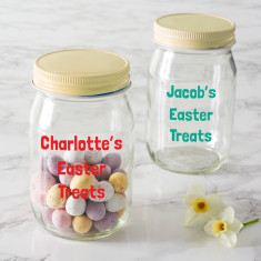 Personalised Easter Jar
