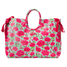 Alexandra sage beach bag