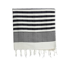 Handwoven beach Turkish towel