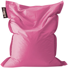 Big indoor/outdoor beanbag in berry (pink)