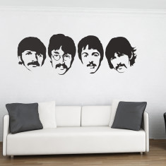 The Beatles wall sticker