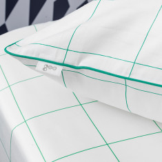 Green check sheet set